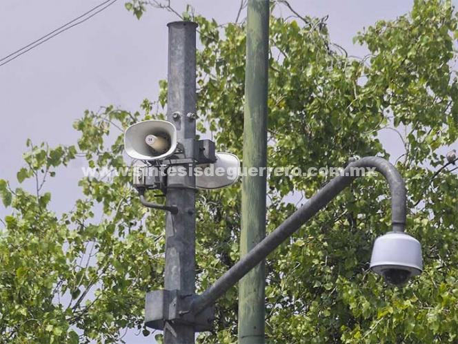 Altavoces de alerta sísmica dejarán de funcionar esta tarde en CDMX
