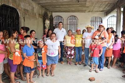 Casi al 100 la cobertura de colonias del distrito durante la campaña: Berdeja
