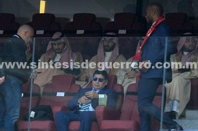 México no merece organizar el Mundial 2026, dice Maradona
