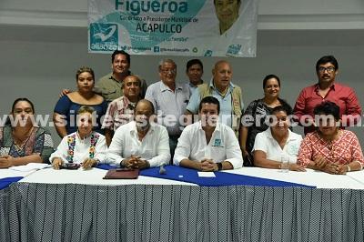 Ni declinación política ni arreglo económico: Rubén Figueroa