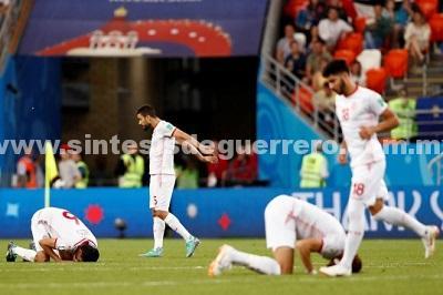 Túnez se despide con victoria; Panamá, en blanco