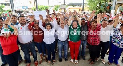 Así como la selección mexicana ganó con fuerza, organización y determinación, así ganaremos las elecciones en Guerrero: Añorve
