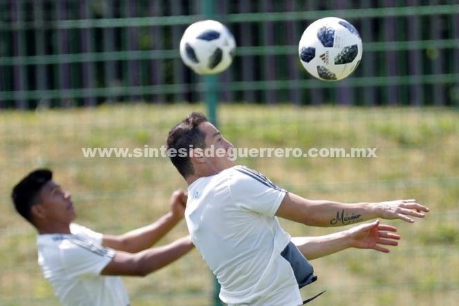 México, firme en su sueño; piden vigilar a Neymar