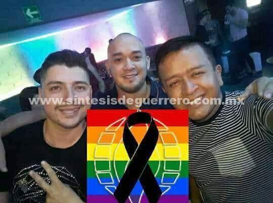Asesinan a líder de la comunidad Gay de Taxco, y dos de sus amigos