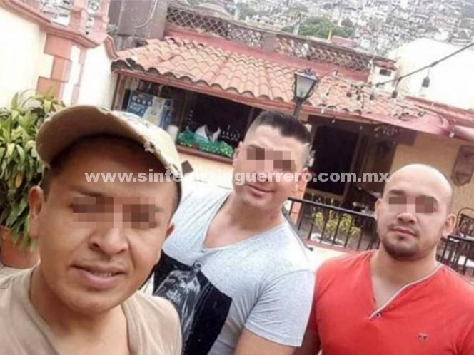 Detienen a presunto homicida de activistas gay de Taxco