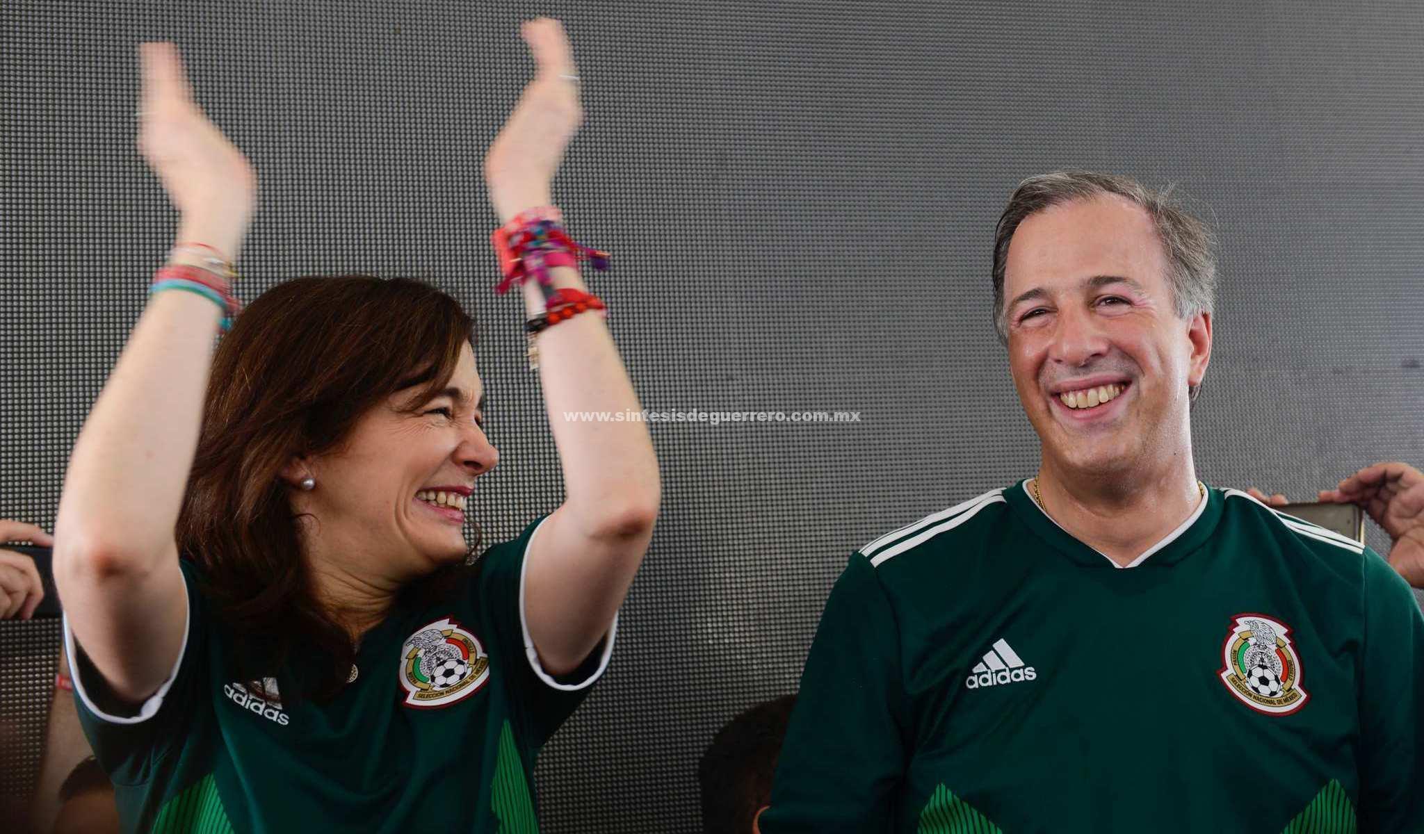 José Antonio Meade promete 'estilo agresivo' para cerrar su campaña presidencial