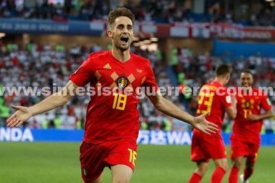 Bélgica cierra fase de grupos con marca perfecta