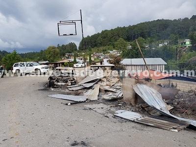 Fueron cinco los muertos en ataque armado en Chichihualco