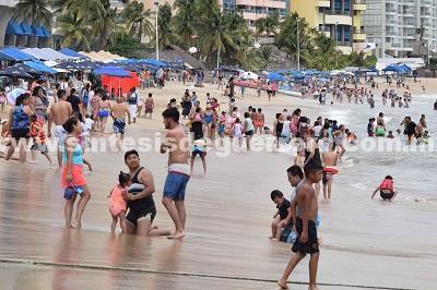 Alcanza Acapulco Dorado 81.6 por ciento de ocupación hotelera