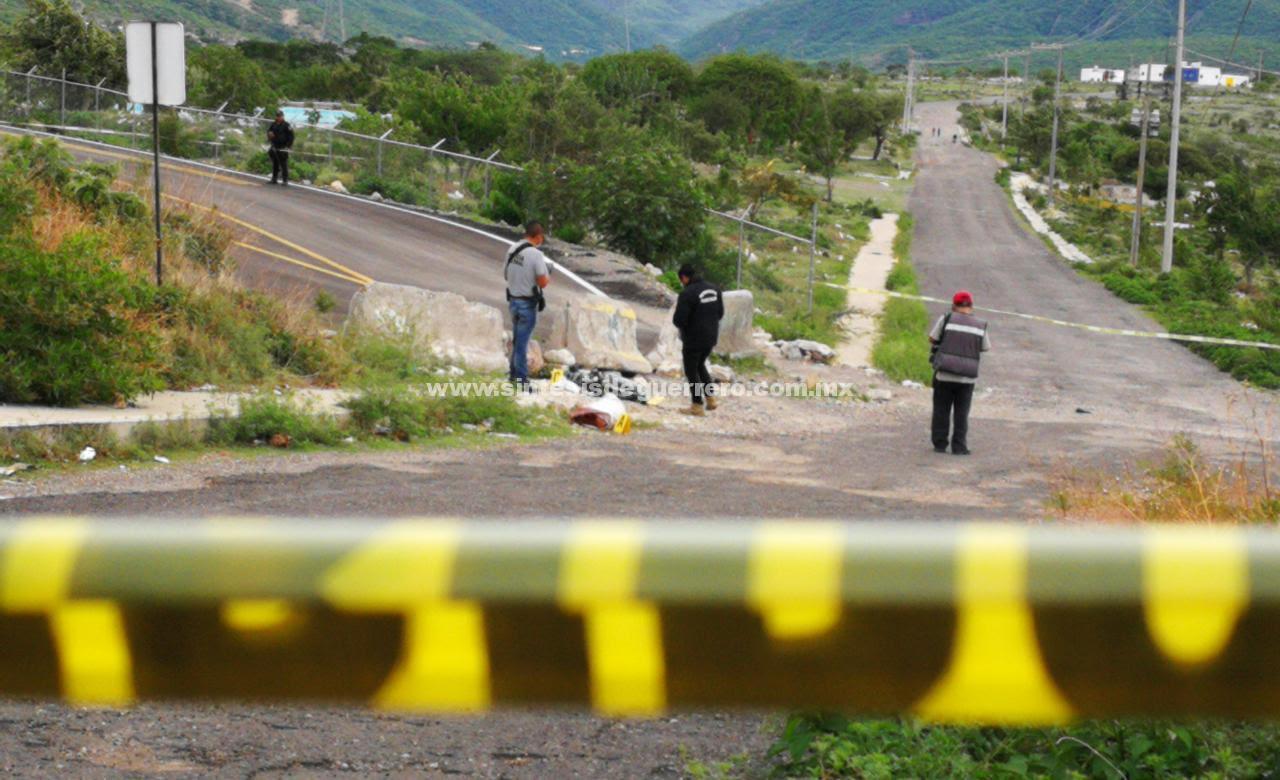 Dejan cuerpo desmembrado en las inmediaciones de Zumpango