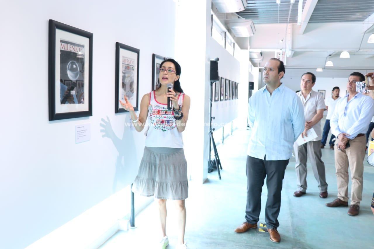 La realidad y el acontecer del día a día, en la muestra 100 Artistas 100 Portadas de Milenio Diario: Secultura