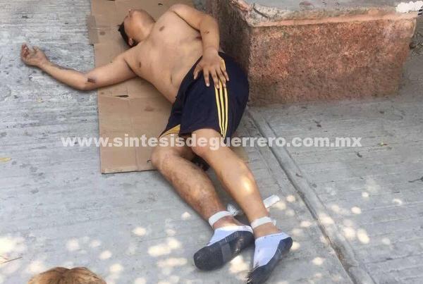 Asaltan a trabajador de una mina en Iguala; lo dejan golpeado y amarrado