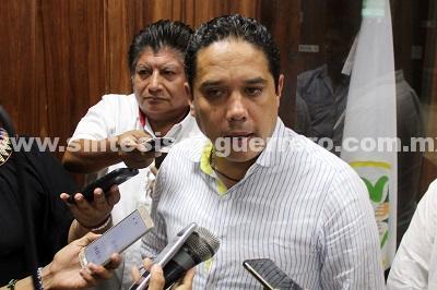 (Video) Pide Evodio al gobierno federal solidaridad con Acapulco en materia de seguridad