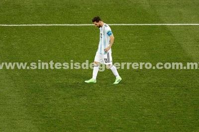 Argentina busca un milagro para seguir en el Mundial
