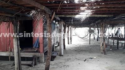 """Dejó """"Bud"""", al menos 70 viviendas inundadas en Costa Grande"""