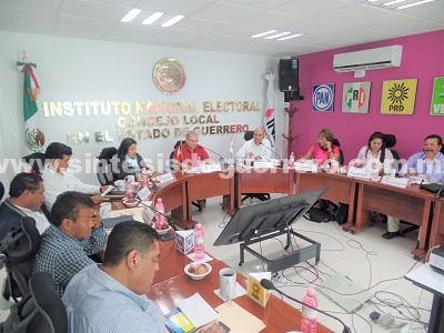 Garantiza INE Guerrero observación electoral para dar certidumbre a las elecciones del 1o de julio