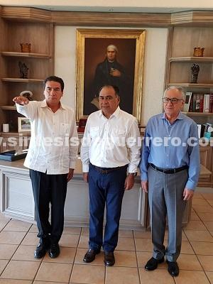 Nombra Héctor Astudillo a Subsecretario de Gobierno para Asuntos Jurídicos y Derechos Humanos