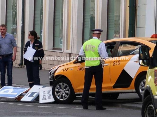 Mexicanas atropelladas en Moscú, fuera de peligro: SRE