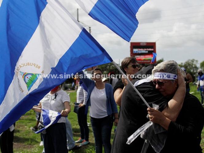 Culpan al gobierno de Ortega de violaciones de derechos humanos