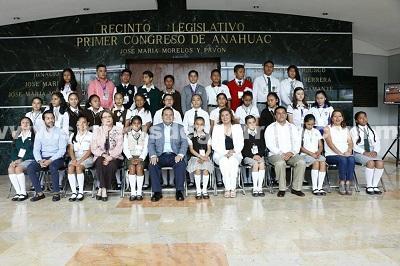 """Congreso de Guerrero: """"Los Adolescentes y la Cultura de la Legalidad"""""""
