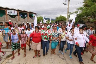 Créditos a la palabra y más fertilizante para el campo de Acapulco