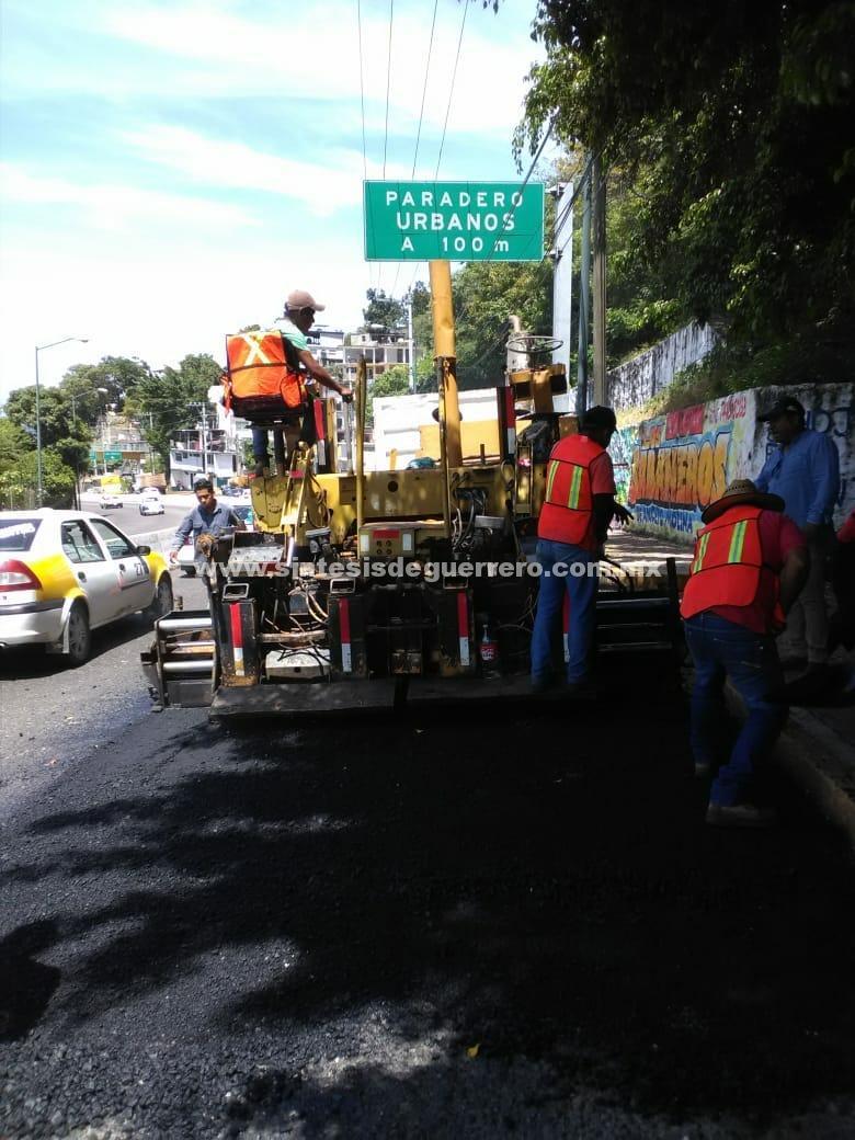 Avanzan los trabajos de rehabilitación de la obra Las Cruces-La Garita: CICAEG