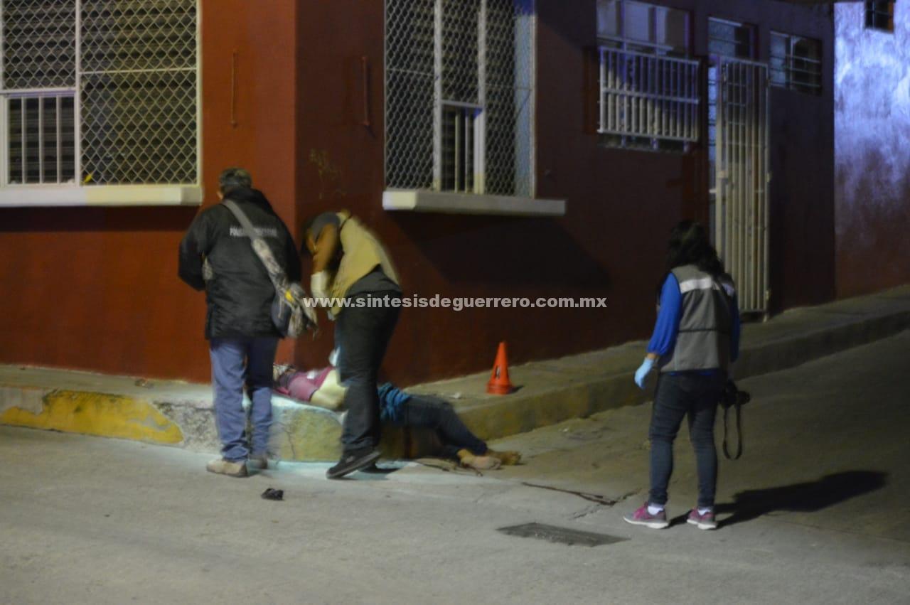 Ejecutan a presunto ladrón en la colonia Los Ángeles de Chilpancingo