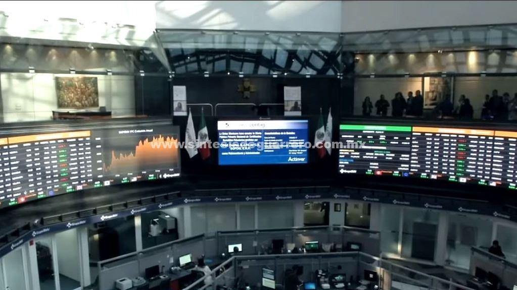 Extranjeros 'pagan por ver' en el mercado accionario en México