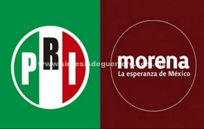 "Práctica política ""de buena fe""; ofrecen diputados del PRI a Morena"