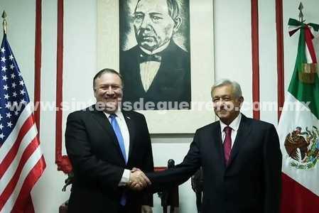 ÍNDICE POLÍTICO: Con Estados Unidos, retorno a la vieja y buena diplomacia