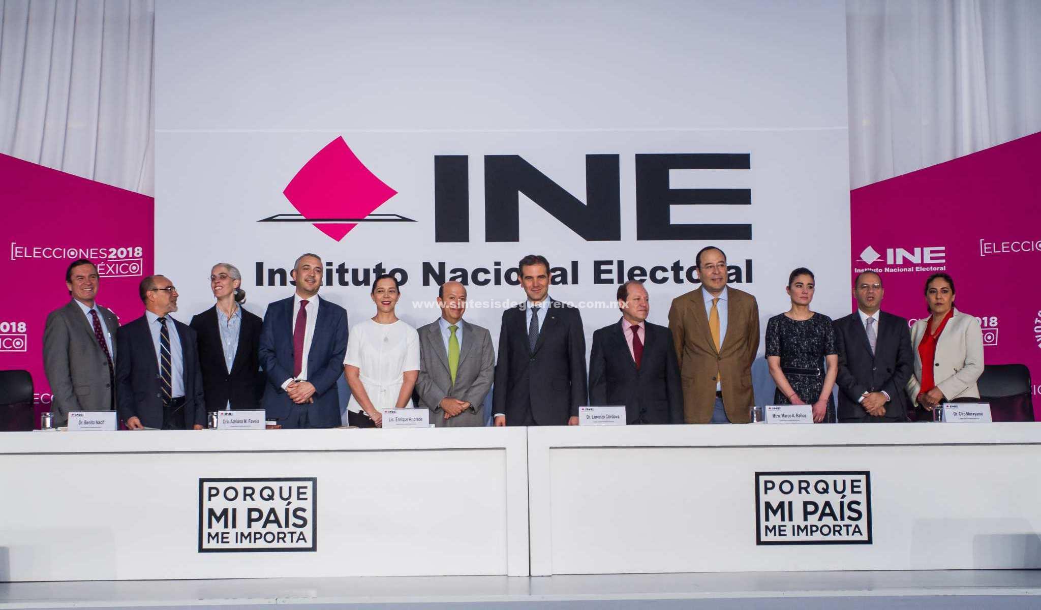 ¡Ya es oficial! El INE confirma el triunfo de AMLO en la elección presidencial