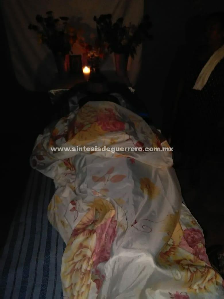 Grupo armado embosca a una familia en la Sierra de Guerrero; 4 muertos