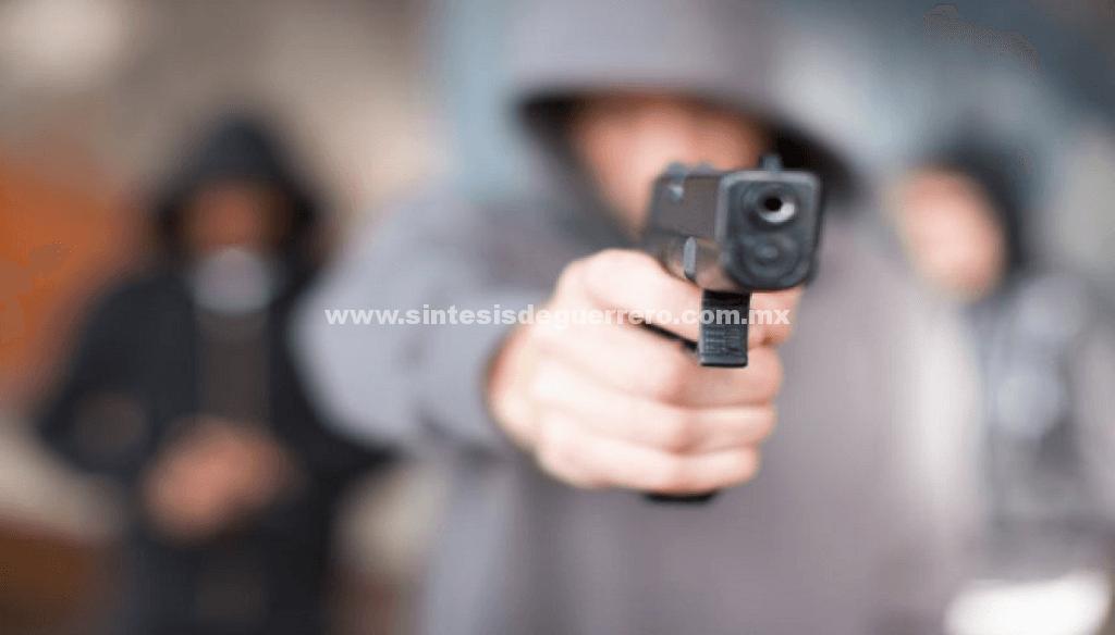 Sufre delegado del Registro Público de la Propiedad intento de asalto, en Acapulco