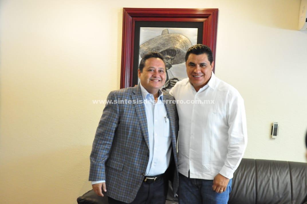 Todo el apoyo del Congreso a Toño Gaspar, para que inicie un buen gobierno: Vicario