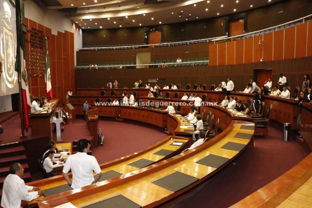 Crónica legislativa en un martes 13…