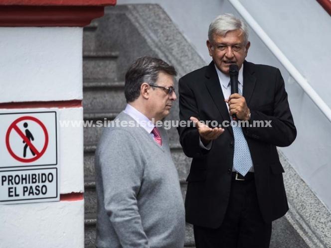 Reunión de López Obrador con funcionarios de EU no incluirá el muro fronterizo