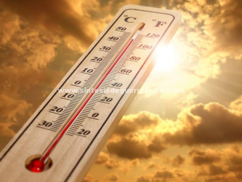 Prevé PC temperaturas de hasta 47 grados por entrada de la primavera