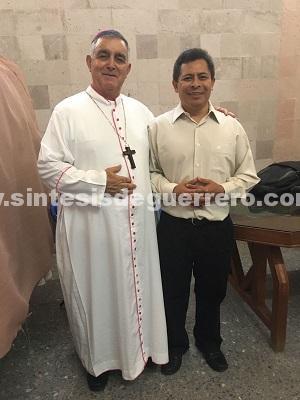 Nuevo rector del Seminario de Chilapa buscará participación ciudadana, pese a la violencia
