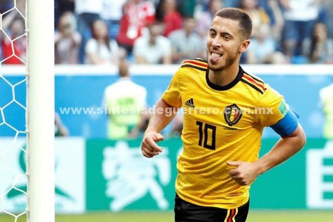 ¡Qué diablura de Bélgica! Tercer lugar del Mundial