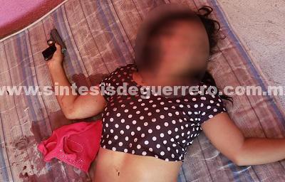 Presunto suicidio de una joven mujer en Iguala; deja en la orfandad a 4 niños