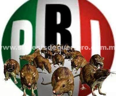 ÍNDICE POLÍTICO: México exige que no se escape ni una sola rata corrupta