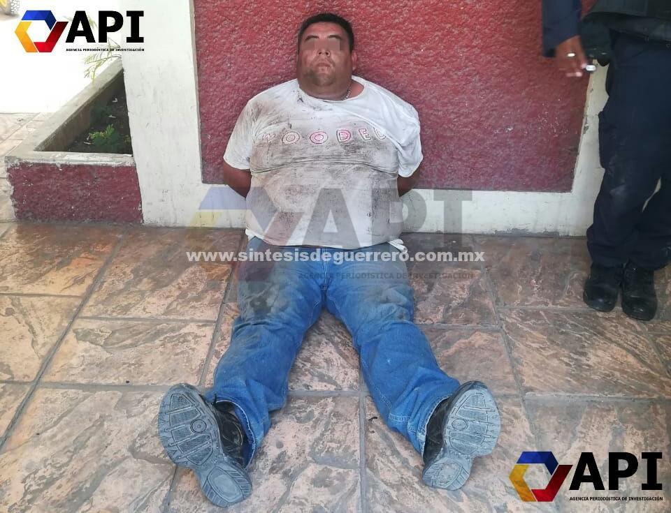 """Captura Sedena a """"El Perusi"""", líder de """"Los Jefes"""" o """"Los Rojos"""" en Chilapa"""