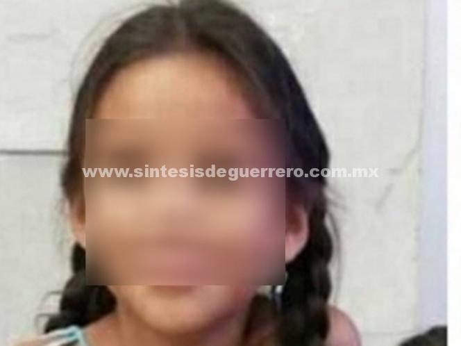 Hallan muerta a Anita, la niña de 8 años raptada en NL