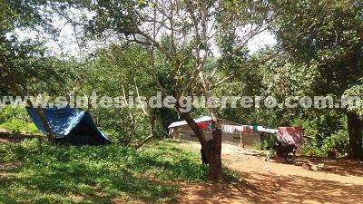 Crimen organizado exigía cuota, tierras y saqueaba casas en La Venta, Totolapan