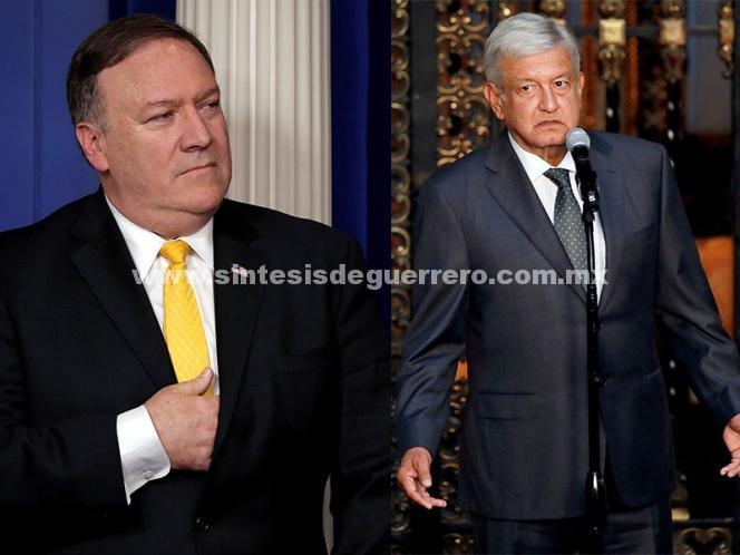 López Obrador recibirá a Pompeo en casa de la Roma: Ebrard