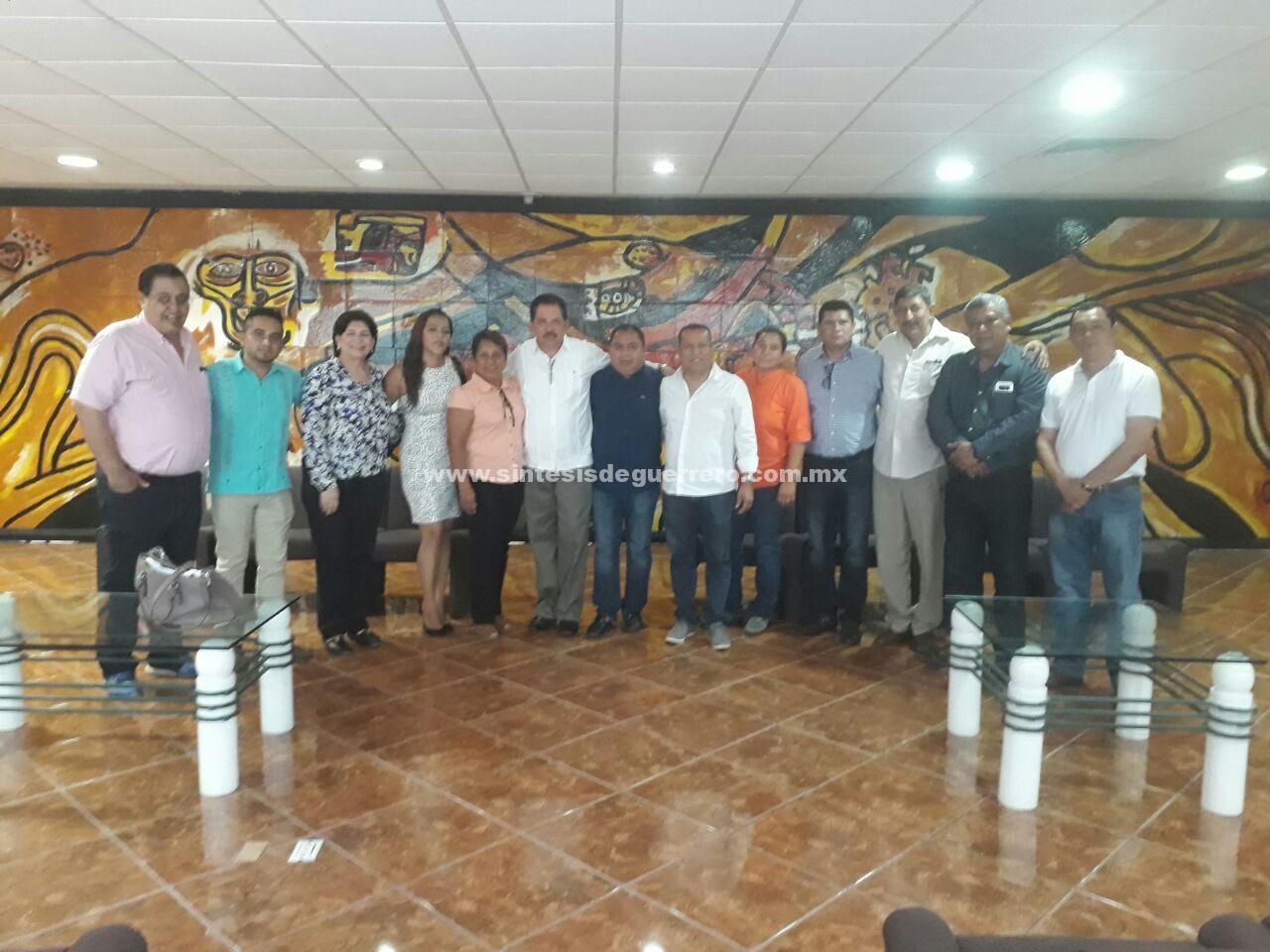 Alcaldes y legisladores de TC y ZN arman bloque contra la Comunitaria de Teloloapan