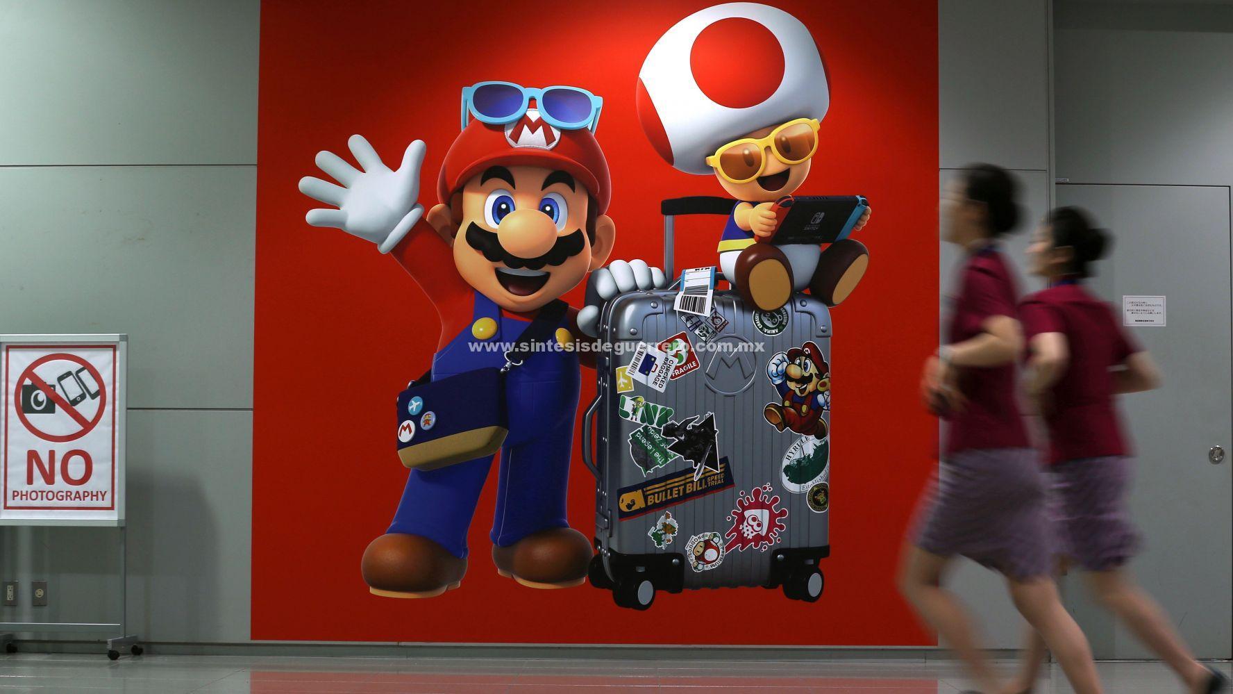 Nintendo 'prendió' el Switch y su leyenda renace