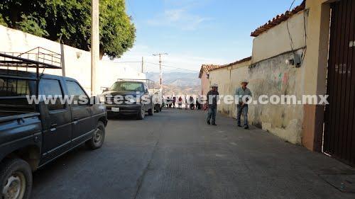 Familia Michoacana opera en Ixcapuzalco, pese a presencia militar y policial: PC Tecampanera