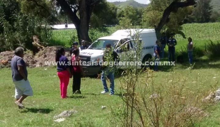 Otro ejecutado en Chilapa; van 80 en 2018