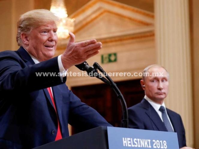 Trump 'abierto' a invitación de Putin para visitar Moscú